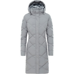 The North Face Miss Metro II Parka Naiset, mid grey